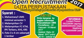 RECRUITMENT DUTA 2017